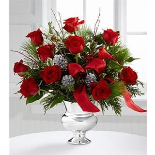 Silver Tidings™ Bouquet by Better Homes and Gardens®
