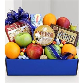 Greatest Dad Fruit Box