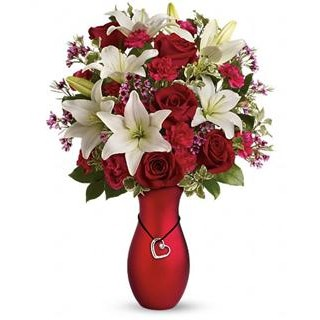 1 Heartstrings Bouquet by Teleflora
