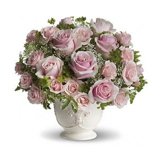0 Parisian Pinks with Roses
