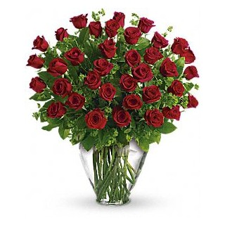 0 My Perfect Love - 2 Dozen Long Stemmed Premium Red Roses